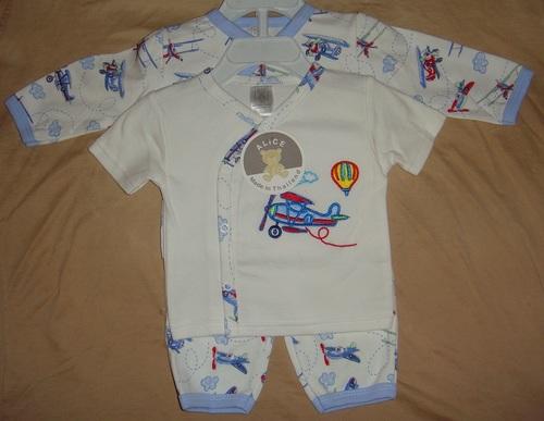 Набор для новорожденного 3 предмета, Kids